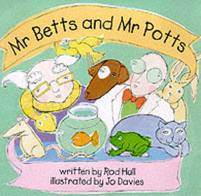 Mr.Betts and Mr.Potts