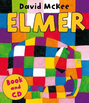 Elmer: Book and CD