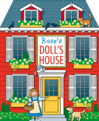 Let's Pretend Rose's Doll's House