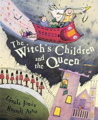 The Witch's Children: The Witch's Children and the Queen