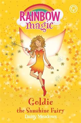 Rainbow Magic: Goldie The Sunshine Fairy: The Weather Fairies Book 4