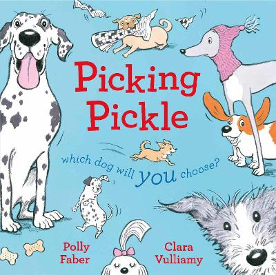 Picking Pickle: Which dog will you choose?