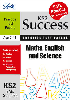 Maths, English and Science: Practice Test Papers
