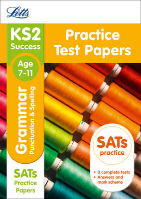 KS2 English Grammar, Punctuation and Spelling SATs Practice Test Papers: 2018 Tests