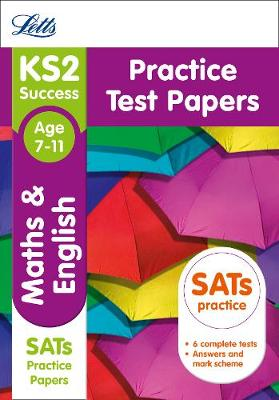 KS2 Maths and English SATs Practice Test Papers: 2018 Tests