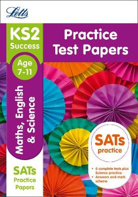 KS2 Maths, English and Science SATs Practice Test Papers: 2018 Tests