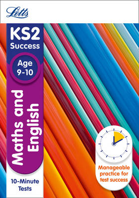 KS2 Maths and English SATs Age 9-10: 10-Minute Tests
