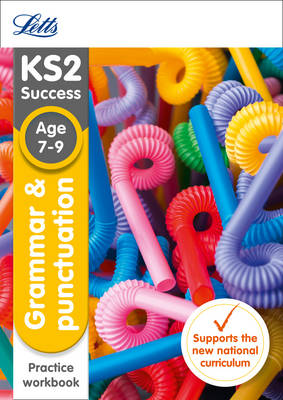 KS2 English Grammar and Punctuation Age 7-9 SATs Practice Workbook