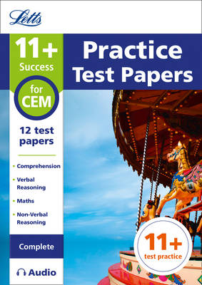11+ Practice Test Papers for the CEM tests (Complete) inc. Audio Download