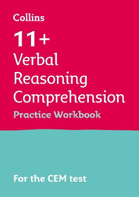11+ Comprehension Results Booster for the CEM tests: Targeted Practice Workbook