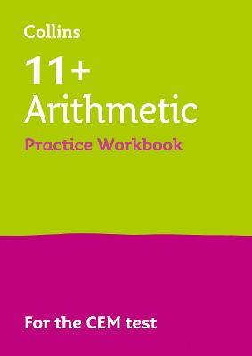 11+ Arithmetic Results Booster for the CEM tests: Targeted Practice Workbook