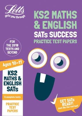 KS2 Maths and English SATs Practice Test Papers: 2019 Tests