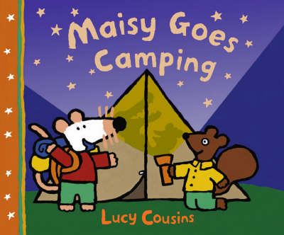 Maisy Goes Camping Midi And Cd