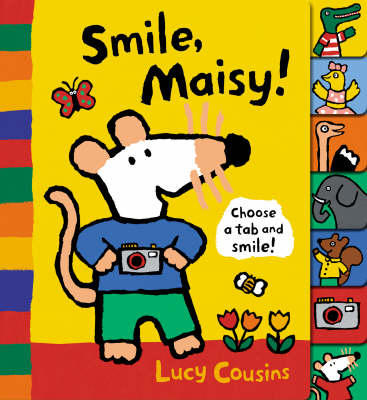 Smile Maisy Board Book