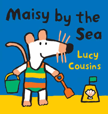 Maisy By The Sea Bath Book
