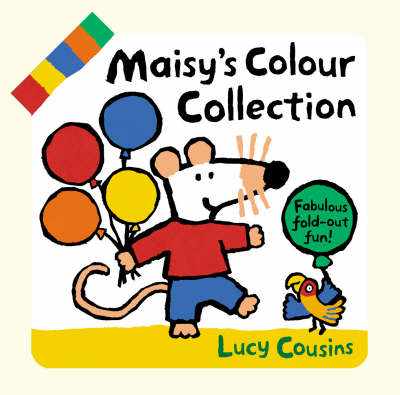 Maisy's Colour Collection Fold Out Book