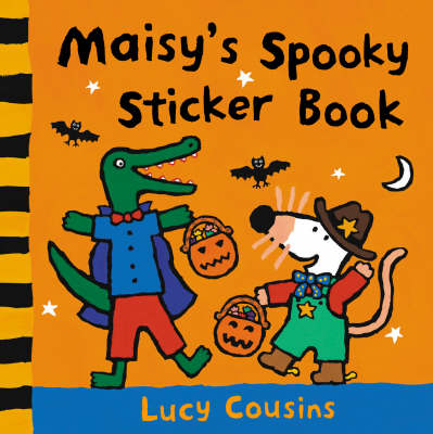 Maisy's Spooky Sticker Book