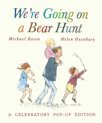 We're Going On A Bear Hunt Pop Up