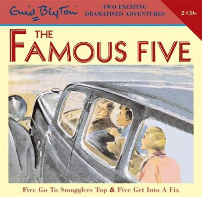 Famous Five: Five Go To Smugglers Top & Five Get Into A Fix