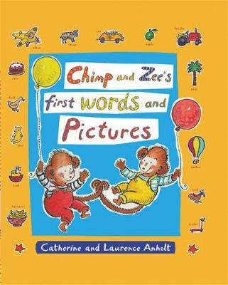 Chimp and Zee's First Words and Pictures