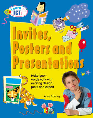 Invites, Posters and Presentations