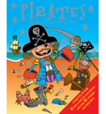 Pirate Activity Book