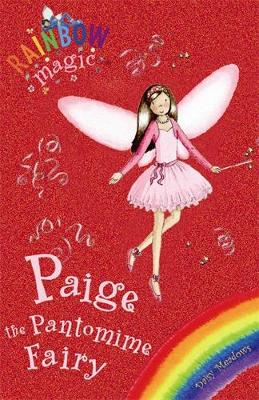 Rainbow Magic: Paige The Pantomime Fairy: Special