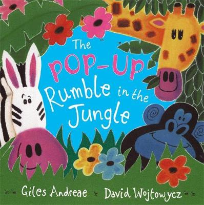 Rumble in the Jungle: Pop-up Book