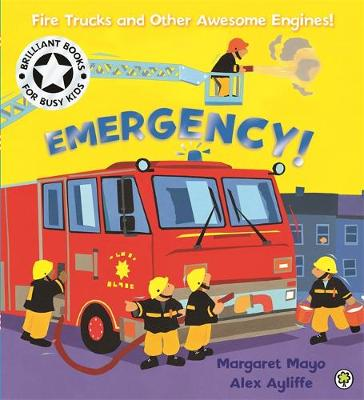 Emergency!: Touch-and-Feel Book