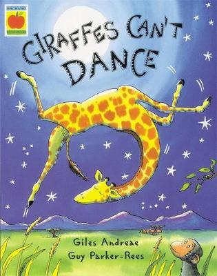 Giraffes Can't Dance: Book and Audio CD