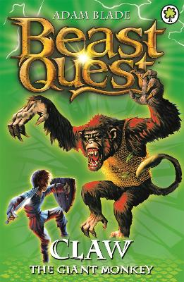 Beast Quest: Claw the Giant Monkey: Series 2 Book 2
