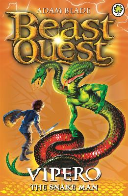Beast Quest: Vipero the Snake Man: Series 2 Book 4