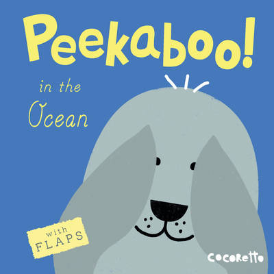 Peekaboo! In the Ocean!