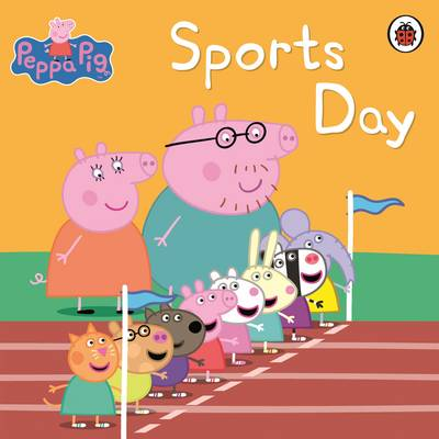 Peppa Pig Book: Sports Day