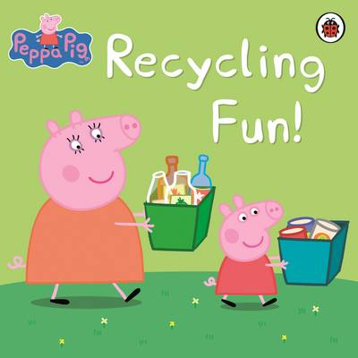 Book Reviews for Peppa Pig: Recycling Fun | Toppsta