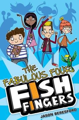 The Fabulous Four Fish Fingers