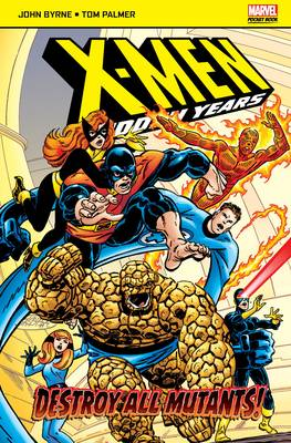 X-Men: The Hidden Years: Destroy All Mutants