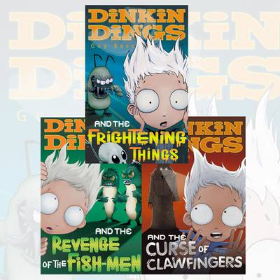 Dinkin Dings 3 Book Set (Plodit)