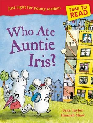 Time to Read: Who Ate Auntie Iris?