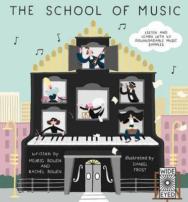 Book Reviews for The School of Music By Meurig Bowen and