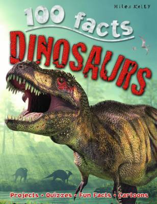 100 Facts - Dinosaurs