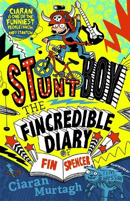 The Fincredible Diary of Fin Spencer: Stuntboy