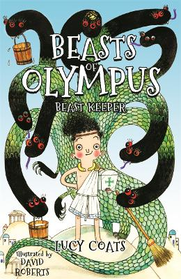 Beasts of Olympus 1: Beast Keeper: Book 1