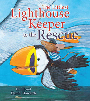 Storytime: The Littlest Lighthouse Keeper to the Rescue