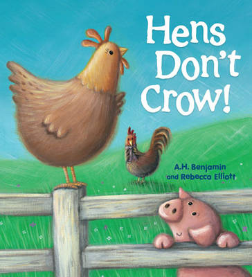Storytime: Hens Don't Crow