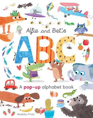 Alfie and Bet's ABC: A pop-up alphabet book