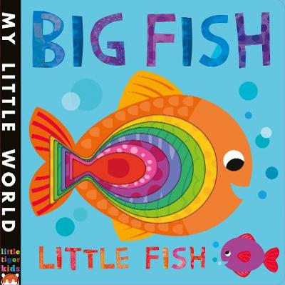 Big fish little fish a bubbly book of opposites reviews for Big fish book