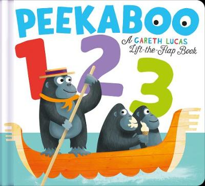 Peekaboo 123: Counting has never been so much fun!