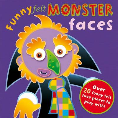 Funny Felt: Monster Faces