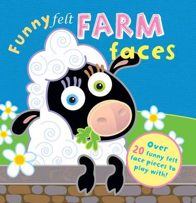 Funny Felt: Farm Faces